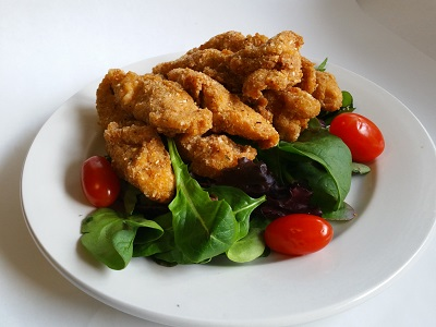 Kosher Crispy Chicken Fingers