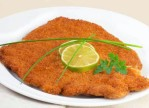Kosher Chicken Cutlets Breaded (Schnitzels) Cooked