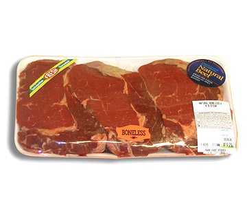 Kosher S.S. Boneless Rib Eye Steak